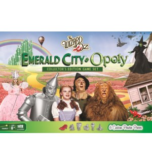 GAMES/The Wizard of Oz Opoly