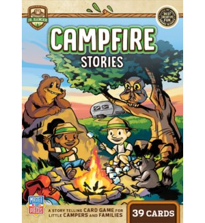 PLAYINGCARDS/Jr Ranger Camp