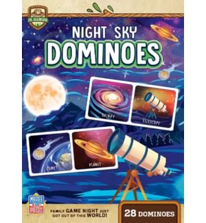 GAMES/Jr Ranger Dominoes