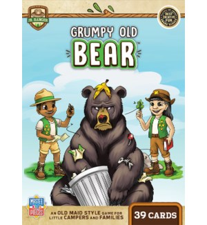 PLAYINGCARDS/Jr Ranger Bear
