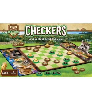 GAMES/Jr Ranger Checkers