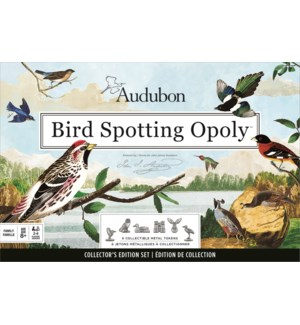 GAMES/Audubon Opoly