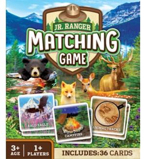 GAMES/Jr Ranger Matching Game