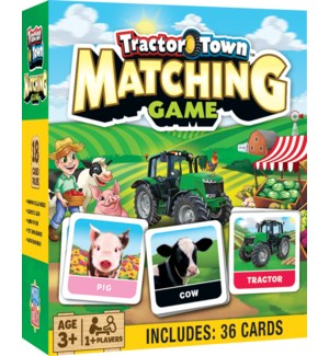 GAMES/Tractor Town Matching