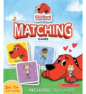 GAMES/Clifford Matching Game