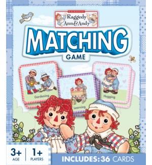 GAMES/Raggedy AnnAndy Matching