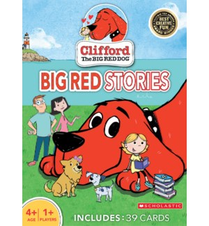 GAMES/Clifford Story Cards