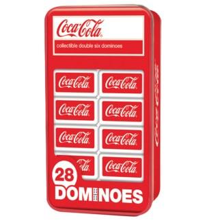 GAMES/Coca-Cola Dominos
