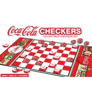 GAMES/Coca-Cola Checkers