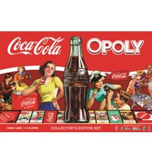 GAMES/Coca-Cola Opoly