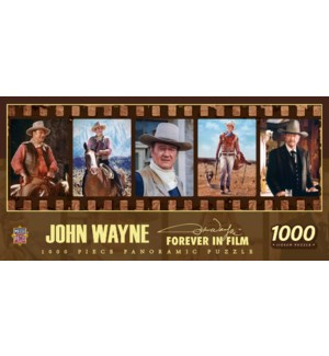 PUZZLES/1000PC John Wayne Pano