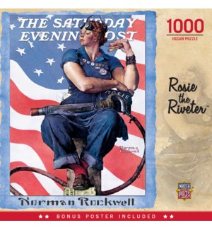 PUZZLES/1000PC Norman Rockwell