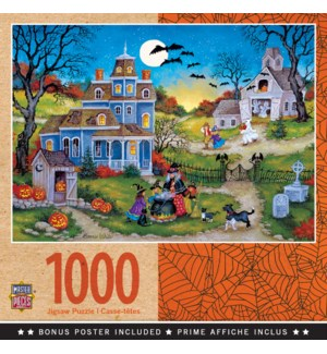 PUZZLES/1000PC Three Witches