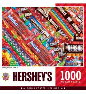PUZZLES/1000PC Sweet Tooth Fix