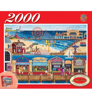 PUZZLES/2000PC Ocean Park