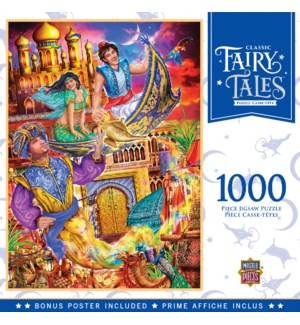 PUZZLES/1000PC Aladdin