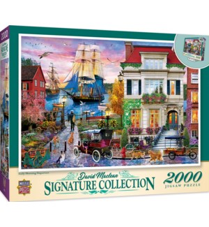 PUZZLES/2000PC Early AM Depart