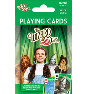 PLAYINGCARDS/The Wizard of Oz