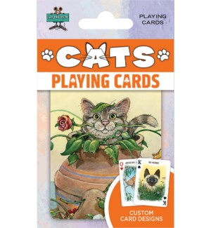 PLAYINGCARDS/Cats