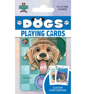 PLAYINGCARDS/Dogs