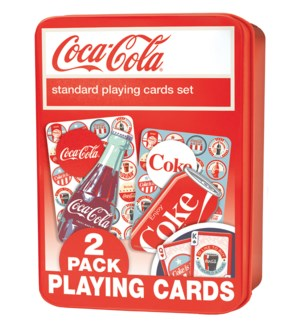 PLAYINGCARDS/Coca-Cola Cards