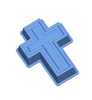 CAKEPAN/Cross Blue