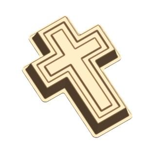 CAKEPAN/Cross Brown