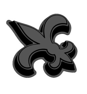 CAKEPAN/Fleur de Lis Black