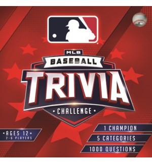 GAMES/MLB Baseball Trivia