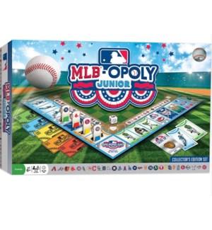 GAMES/MLB Opoly Jr