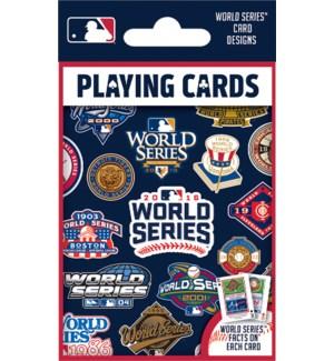 PLAYINGCARDS/MLB World Series
