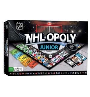 GAMES/NHL Opoly Jr