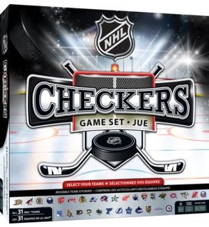 GAMES/NHL Checkers