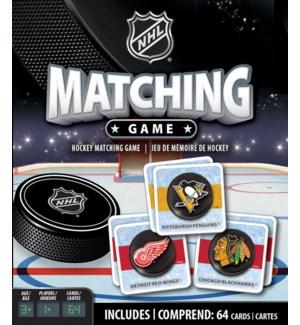 GAMES/NHL Matching Game