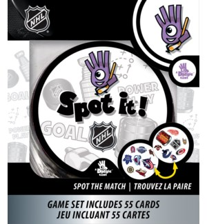 GAMES/NHL Spot It!