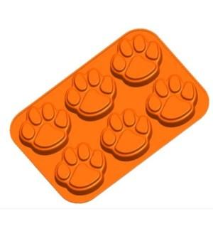 MUFFINPAN/Pawprint Orange