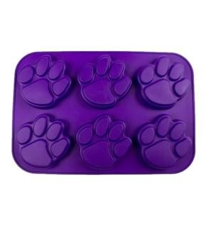 MUFFINPAN/Pawprint Purple