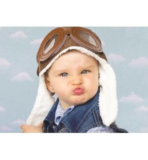 BD/Baby in aviator hat