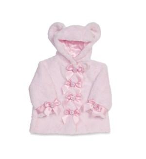 COAT/Huggie Bear Pk (6-12)