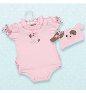 SET/Wiggles Onesie/Hat (0-6)