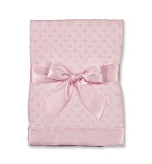 SNUGBLNKT/Dottie (Pink)