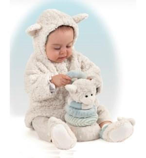 COAT/Lamby (12-24 Months)
