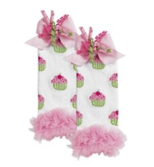 LEGWARMERS/Cupcake (Pink)