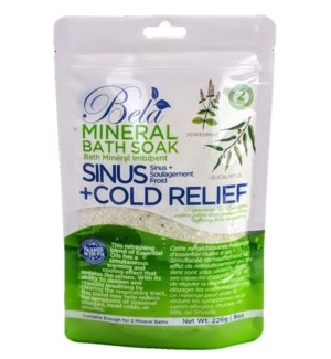 SOAK/Sinus + Cold Relief