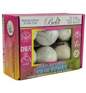 PPK/Bela Aromatherapy BathBomb