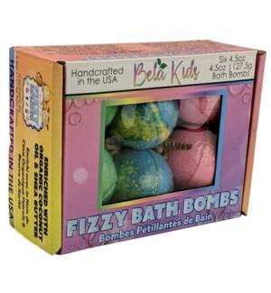 PPK/Bela Frizzy Kids Bath Bomb