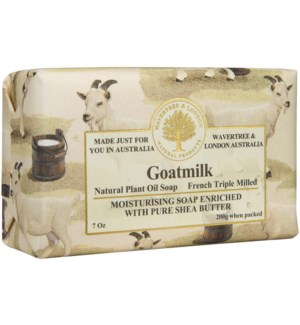 SOAP/Goatsmilk