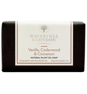 SOAP/Vanilla/Cedarwood
