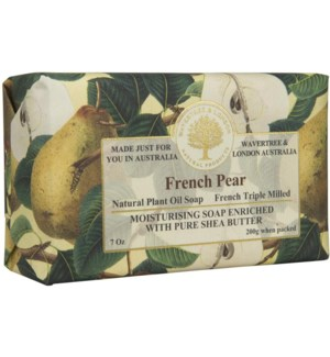 SOAP/French Pear
