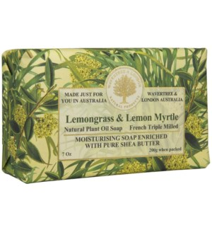 SOAP/Lemongrass